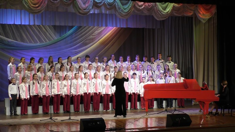 Образцовый хор