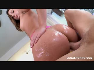 MA049 - Remy LaCroix - anal, ass to mouth, big butt, blowjob, brunette, deep throat, facial cumshot, gapes, sex toy