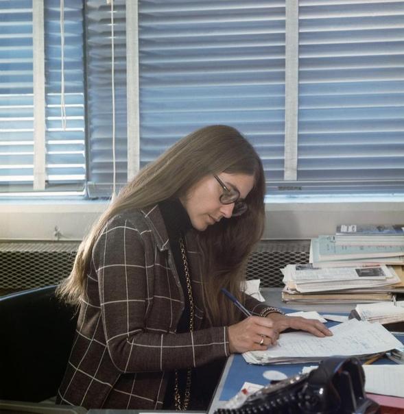 Главный инженер программного обеспечения в НАСА  Маргарет Гамильтон.