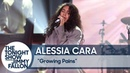 Alessia Cara: Growing Pains (TV Debut)