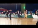 Green Velvet Cup - 2018 - Moscow - Rumba final