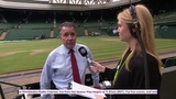 LIVE The Wimbledon Channel Day 9