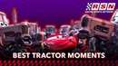 Best Tractor Moments in Cars   Racing Sports Network by Disney•Pixar Cars