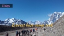 Perfect itinerary for budget Everest base camp trek 13 days