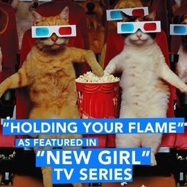 """Extreme Music альбом Holding Your Flame (As Featured in """"New Girl"""" TV Series) - Single"""