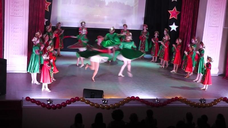 Образцовый ансамбль народного танца Топотуха