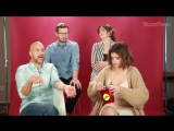 Selena Gomez And The Cast Of Hotel Transylvania 3 Play Monster Would You Rather