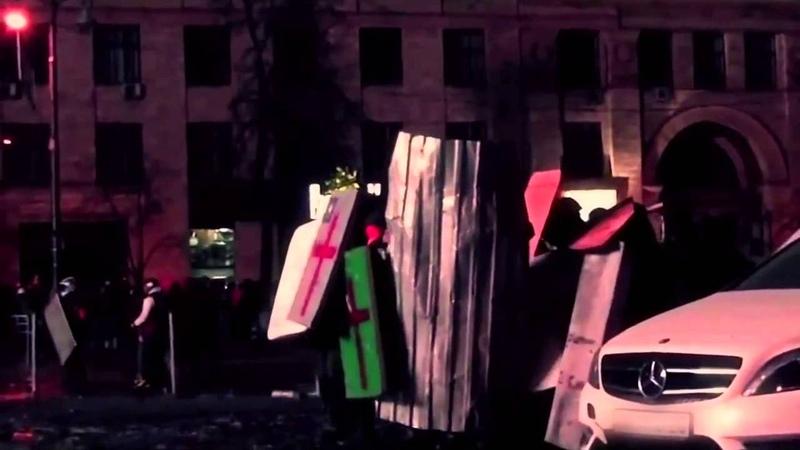 Сокира Перуна «Україна, ти належиш мені»