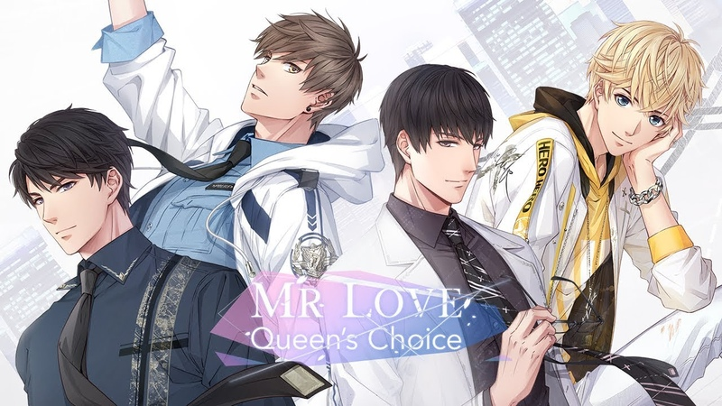 Mr Love: Queen's Choice now available on Google Play in the UK