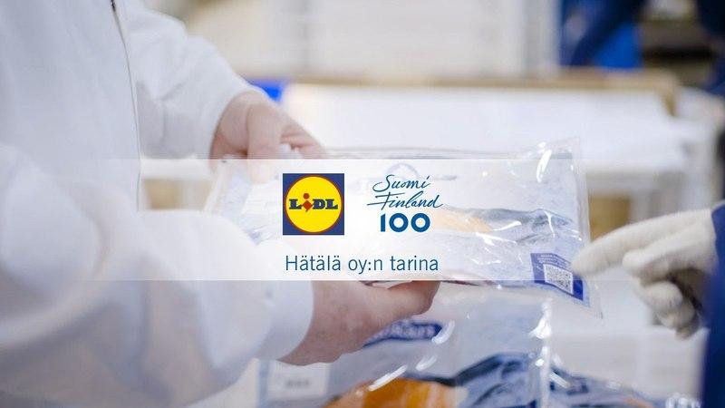 Viedään Suomi-ruoka maailmalle |Hätälä oyn tarina |Lidl Suomi
