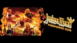 Judas Priest - Interview about Firepower and Glenn Tipton (2018)