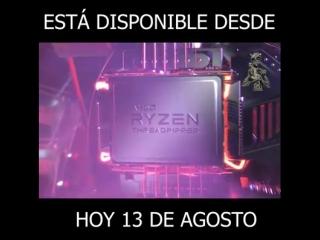Macchu - Noticias AMD RYZEN THREADRIPPER2--AMD anunció...