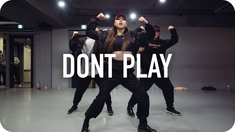 1Million dance studio Don't Play - Sik-K (ft. Punchnello) / Bengal Choreography
