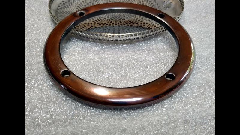 Чернение и патинирование никеля и меди Bronzo K