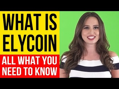 ELYCOIN - What Is ELYCoin - How It Works - Elysian Review