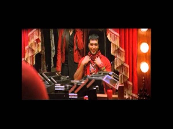 Bhagavan Entry Song in Aadhibhagavan HD