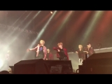 VK180812 MONSTA X fancam - Shine Forever @ THE 2ND WORLD TOUR 'The Connect' in Sao Paulo