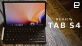 Samsung Galaxy Tab S4 Review More Nightmare than Dream