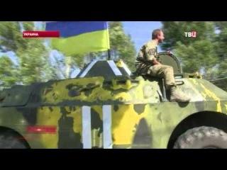 Жители Донбасса начали восстанавливать города.     Пользуясь перемирием, жители Луганска и Донецк...