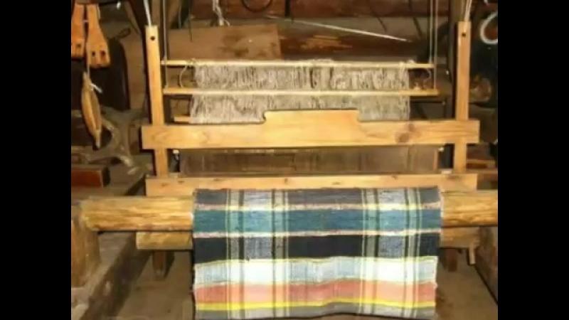 Древко копья было, как навой у ткачей