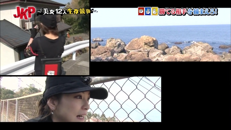 JKP (2014.04.01) - 12 Womens Rock-paper-scissors Survival Game (JKP ~美女12人生存競争~ JAN-KEN-PON SURVIVAL)