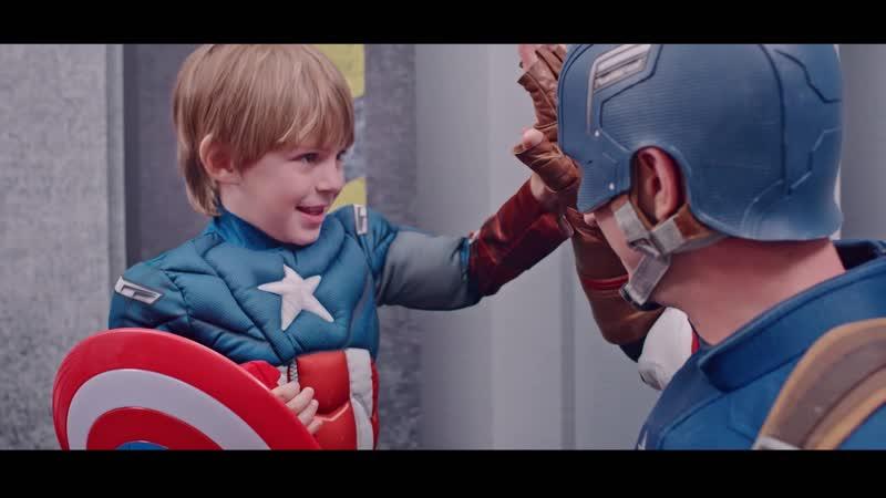 Сезон супергероев Marvel в Парижском Диснейленде