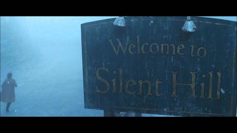 Entering Silent Hill