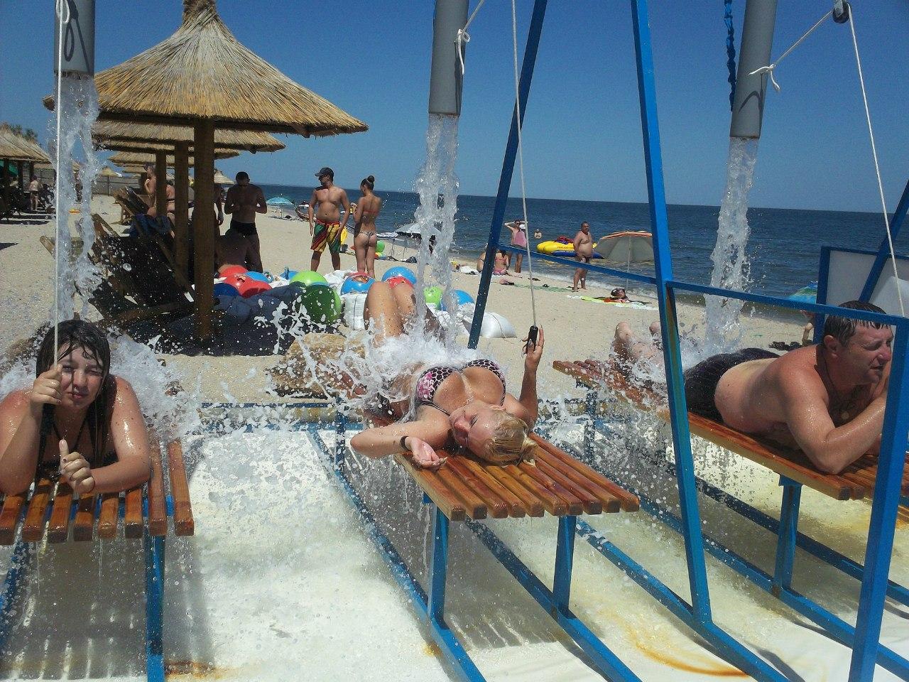Азовское море. Бердянск. 2012 г. 4osRqMBfyHU