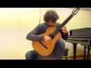 Benjamin Britten - Nocturnal after John Dowland - Musingly Passacaglia (Artiom Haluza)
