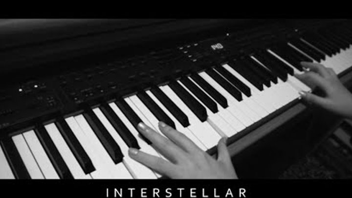 인터스텔라 Interstellar OST : First Step Piano cover 피아노 커버 - Hans Zimmer