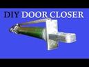 Pneumatic Door Closer for 2 Dollars