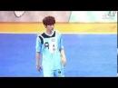140113 EXO Luhan sexy thigh 00:40 at Idol Championship