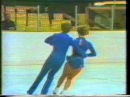 Colleen O'Connor & James Millns - 1976 Olympics - 2nd Compulsory Dance