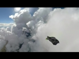 GoPro Awards Epic Cloud Cave Wingsuit in Fusion Overcapture