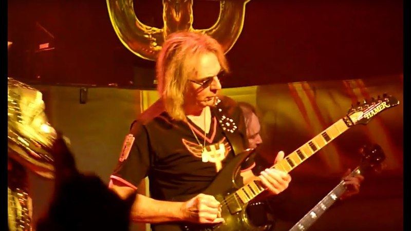 Judas Priest w Glenn Tipton Metal Gods Live 04 19 2018 The Warfield San Francisco CA