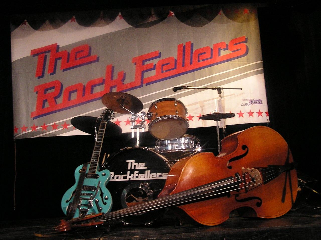 04.04 The RockFellers в клубе HILLS 1836!