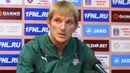 Игорь Пикущак: «Ребята выдержали борьбу»