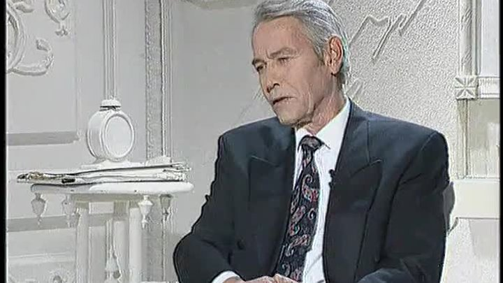 Кумиры с Валентиной Пимановой (ОРТ, 30.06.2002) Владимир Земляникин
