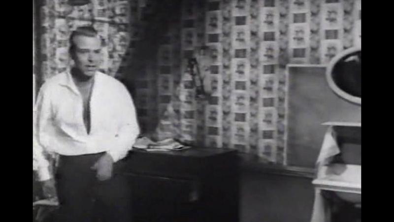 Агент поневоле.1 серия(ФРГ.Франция.Комедия.1961