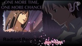 5 сантиметров в секунду AMV Radiant Records Rise - One More Time One More Chance (Masayoshi Yamazaki Cover) (Русская версия)
