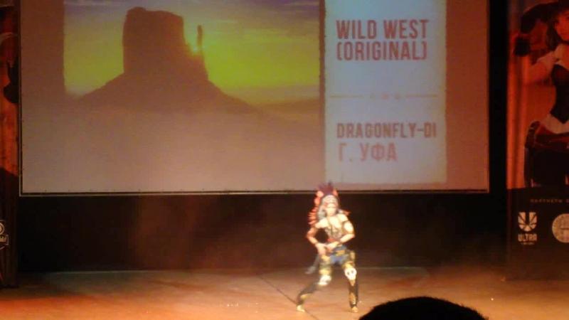 Dragonfly-di (Уфа)- Azura - Wild West (original)