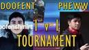 PHEWW VS DOOFENT Z4PNU 1V1 TOURNAMENT   Mobile Legends Philippines