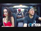 СУПЕР!!! Таксист читает рэп, ПАССАЖИРЫ В ШОКЕ