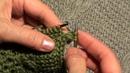 Как обработать круглую горловину полым шнуром I CORD
