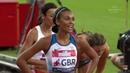 Athletics World Cup London 2018 800m W Anna Sabat