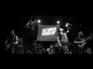 Be under arms - fallen man (live)
