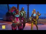 Временное игровое событие  Годовщина Overwatch 2018