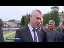 Андрей Травников дал поручение оценить возможность закупки оборудования для Доволенской ЦРБ