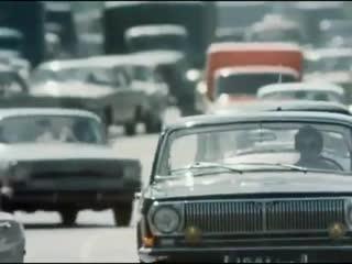 Ленинград в 1977 году.Фрагмент документального видео.Ленфильм