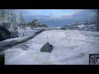 Нагибаторские Позиции на картах World Of Tanks #1